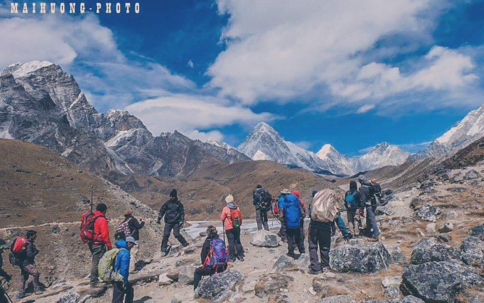 Hồi ký Nepal 2: Bị lạc trên Himalaya và đời thì…. chẳng giống phim chút nào