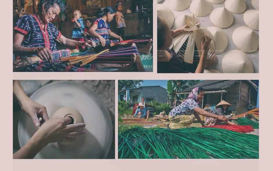 Tuổi Trẻ: Những người phụ nữ giữ hồn làng nghề truyền thống (Phóng sự ảnh)
