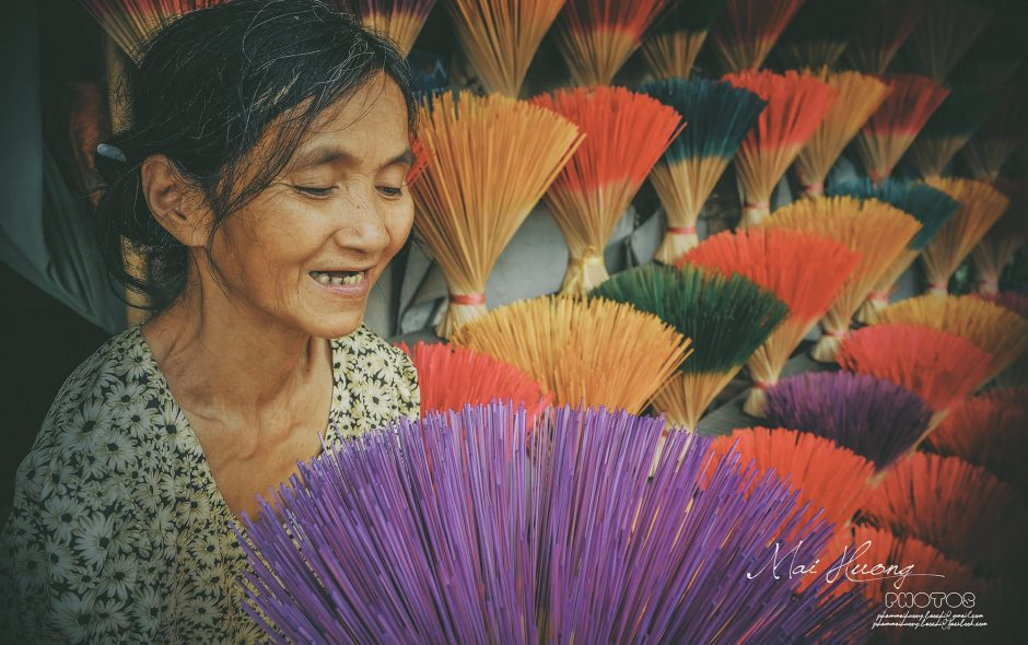 Sắc màu làng hương Thuỷ Xuân, Thừa Thiên Huế