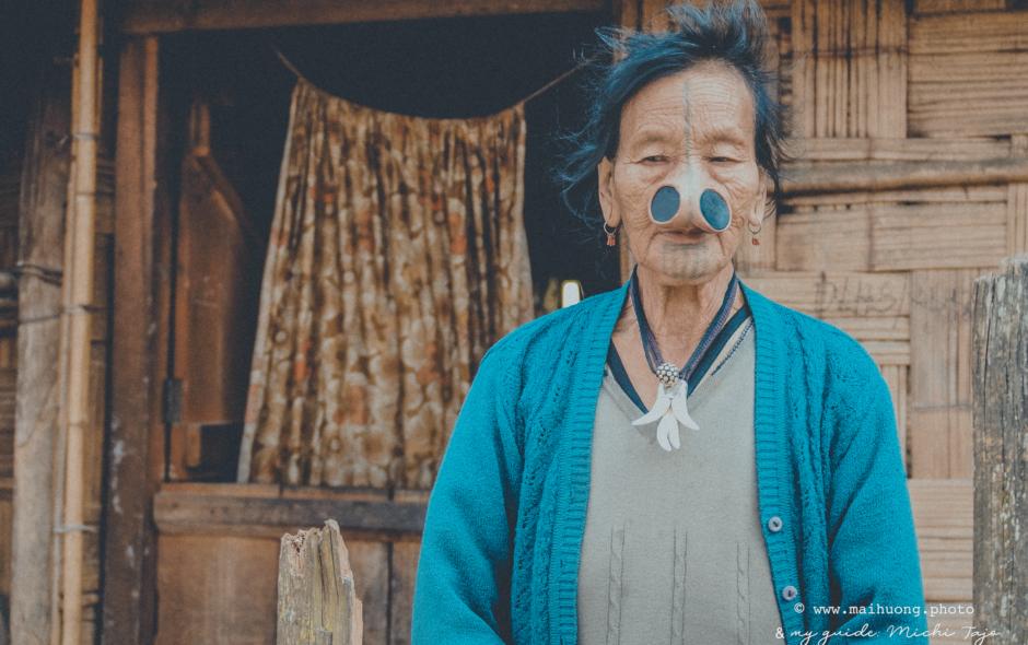 """🇮🇳 Ấn Độ (chap 15): Câu chuyện về """"bộ tộc có những chiếc mũi kỳ lạ nhất thế giới"""""""
