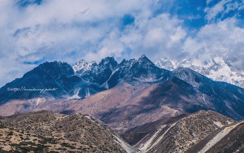 chuẩn bị hành lý và đồ đạc cho chuyến trekking trên Himalaya: 20 ngày với 9kg…~~~